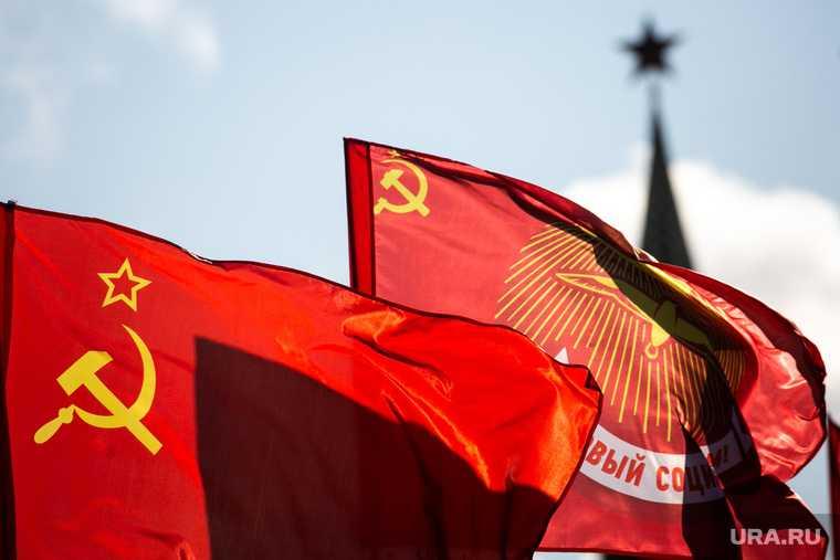 Коммунисты россии максим сурайкин суд развал ссср горбачев зюганов
