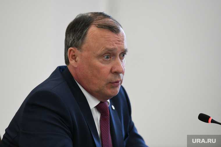 пресс-конференция мэр Екатеринбург Алексей Орлов строительство метро
