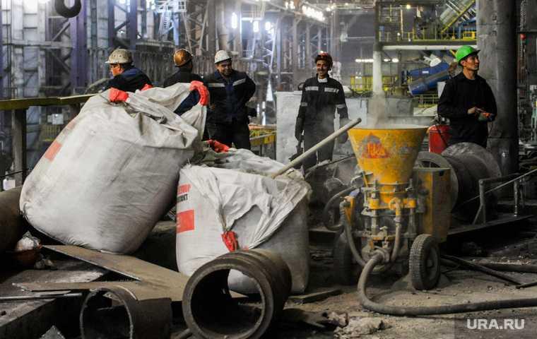 погиб рабочий завод Екатеринбург несчастный случай