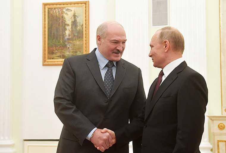 разговор Путина и Лукашенко