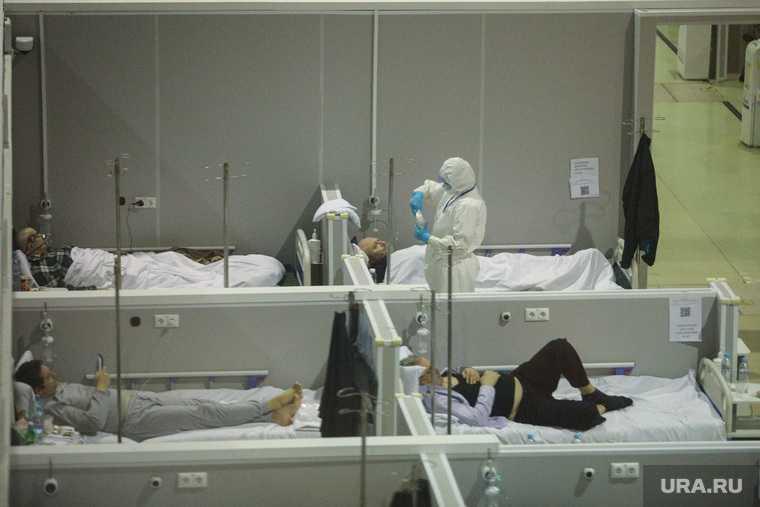 третья волна коронавируса в россии