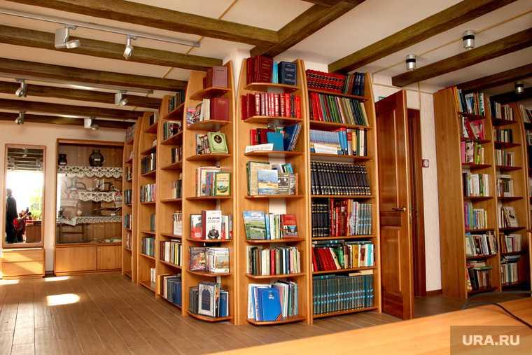 библиотеки Шадринск