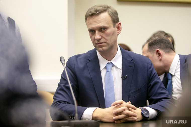 больница где Навальный