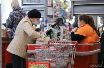 цены на продукты в России