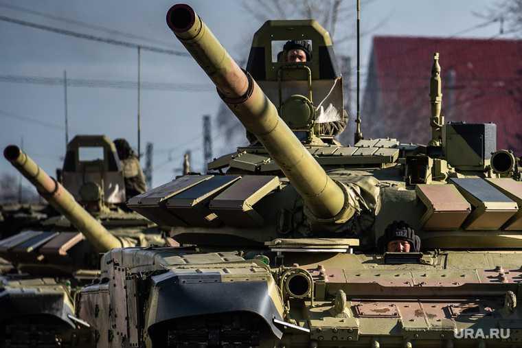 CNN удалил фото украинских танков возмутившее Захарову