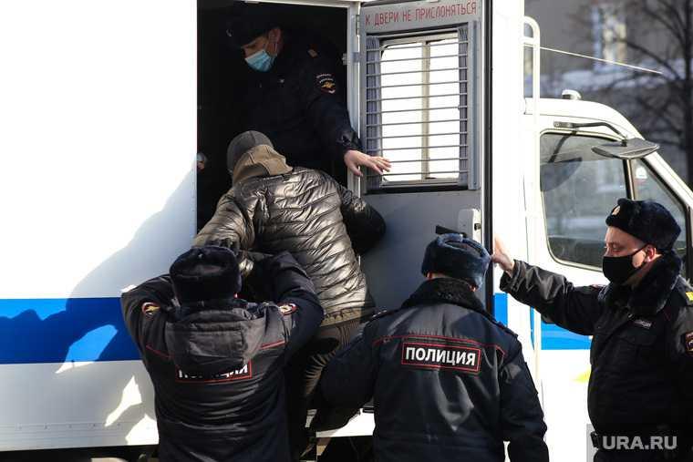 ЯНАО МВД полиция митинги Навального