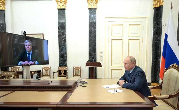 Путин назначение коммунист губернатор