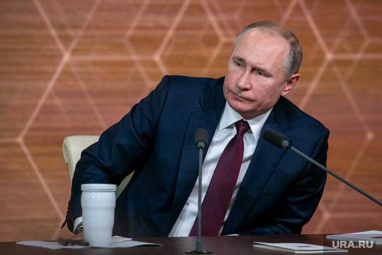 Путин рост цен
