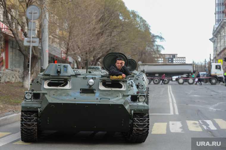 Челябинск 9 Мая День Победы праздник ограничение движения