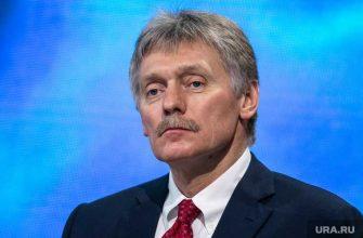 В Кремле раскрыли детали о встрече Байдена и Путина