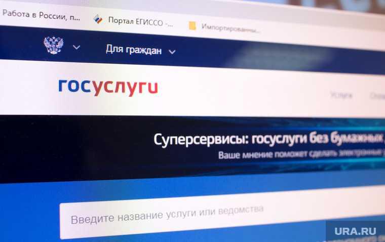 госуслуги выборы праймериз «Единой России» собирают пароли бюджетников Свердловская область