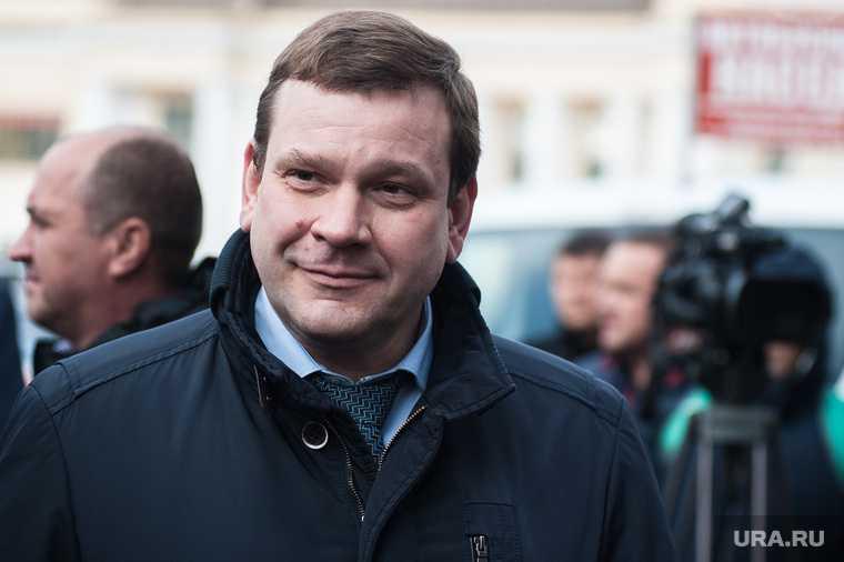 праймериз «Единая Россия» Дмитрий Ноженко Екатеринбург