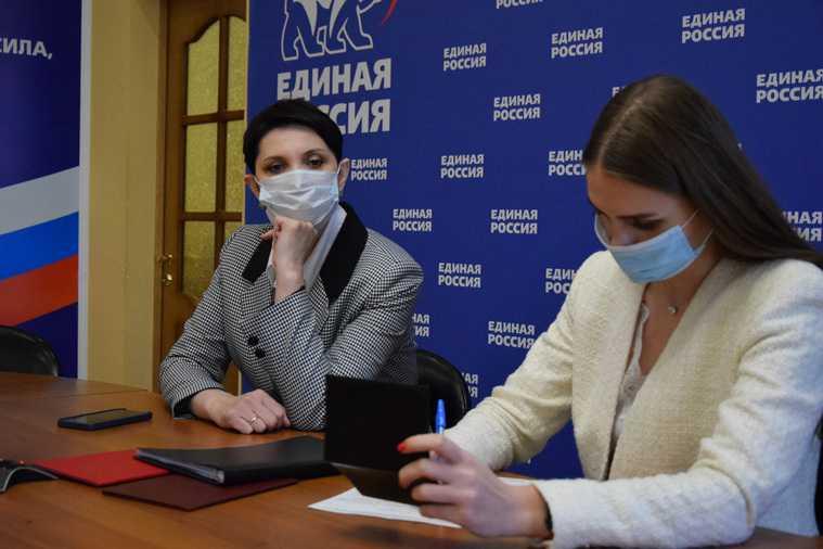 Жанна Рябцева ОНФ выборы в Госдуму праймериз Свердловская область