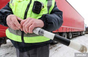 В ЯНАО с начала мая задержали больше сотни пьяных за рулем