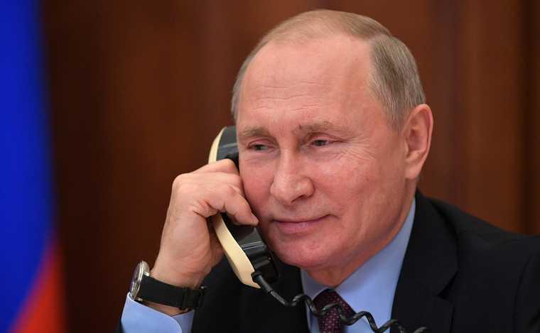 телефонный разговор Путина и Лукашенко
