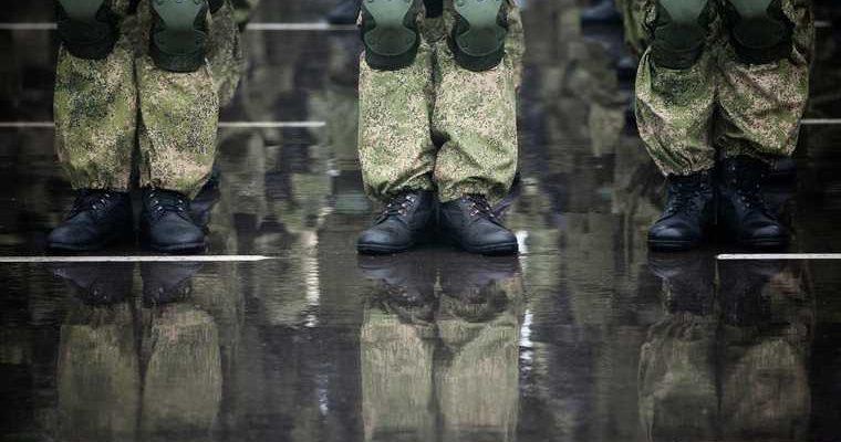 Военные сборы путин запас
