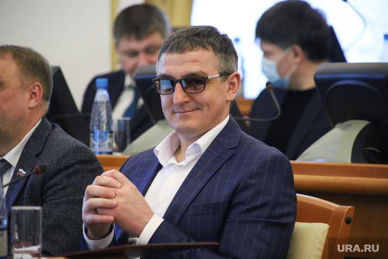 Дмитрий Ильтяков Курган