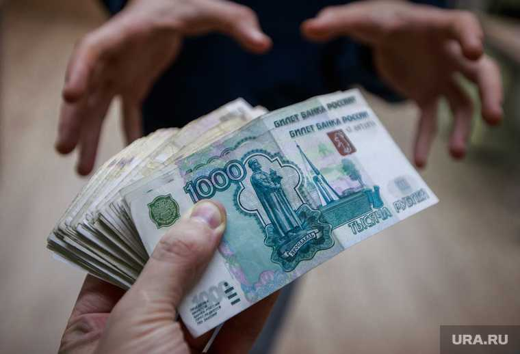 коррупция тюменская область