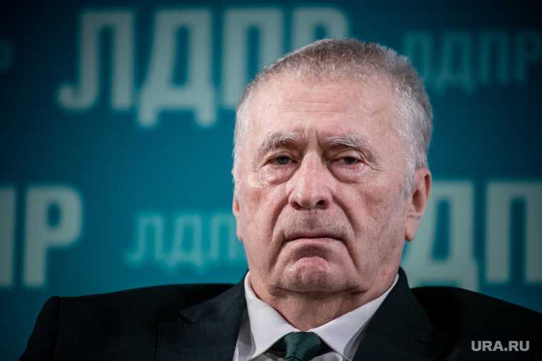 Жириновский потребовал ликвидировать два региона УрФО