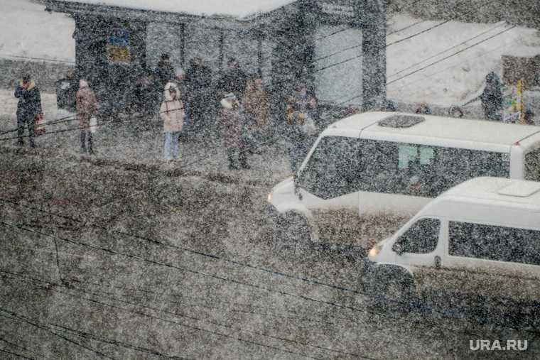 В ЯНАО пришел холодный циклон
