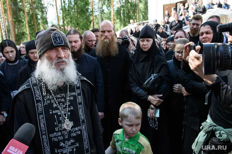 Адвокат: отец Сергий вернется кпастве весной