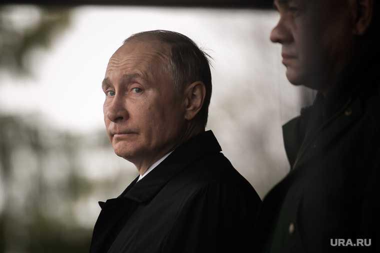 Американцы Путин Байден