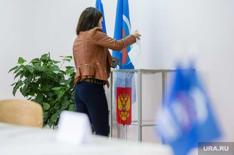 Лидер регионального отделение Единая Россия Хохряков