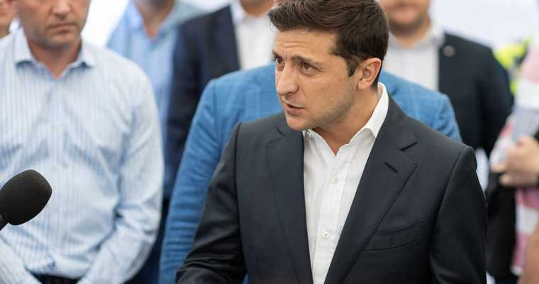 Зеленский сделал заявление о роли России в войне в Донбассе