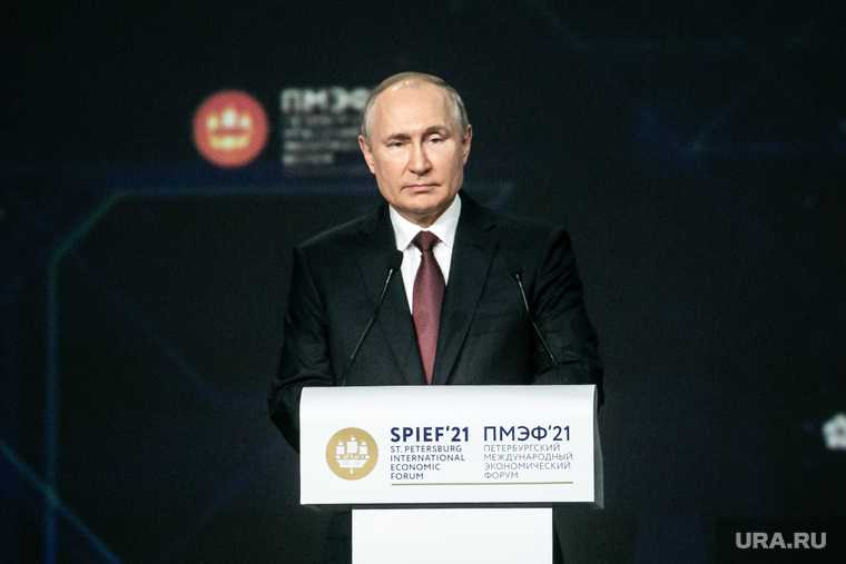 Путин предрек доллару серьезные проблемы