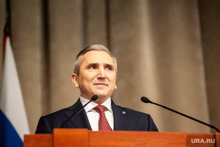 Послание губернатора Тюменской области. Тюмень