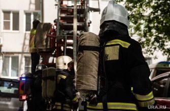 Челябинск жилой комплекс Манхеттен пожар котельная тополиный пух