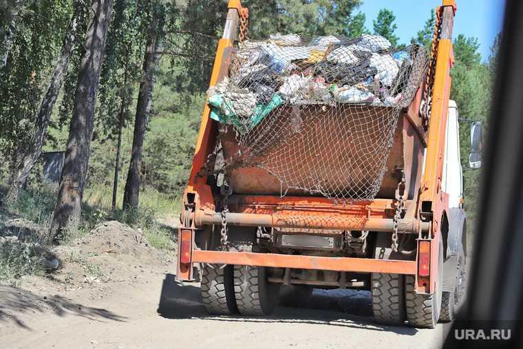 тарифы за вывоз мусора