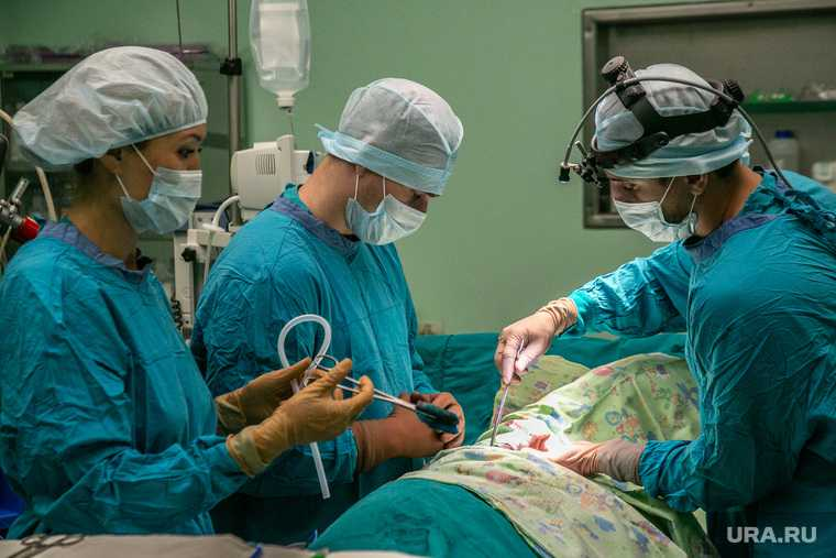 ОКБ №1 Тюмень первая областная больница
