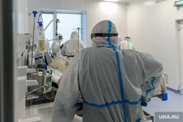 Коронавирус ХМАО растет число заболеваемость
