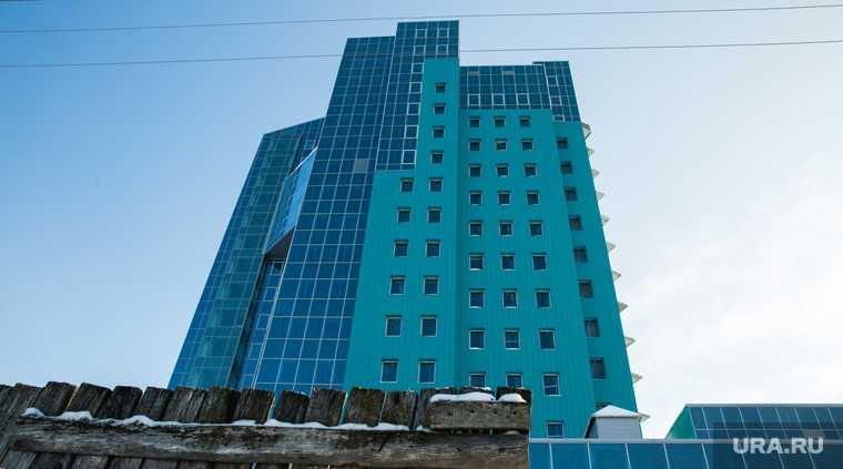 Глава Сургута Андрей Филатов офис «Газпром переработка» передача в собственность ХМАО